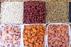 Frutos secos Fotos de Stock