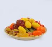 Frutos secos Foto de Stock