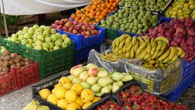 frutta stock footage