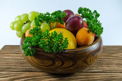 Frutta Fotografie Stock