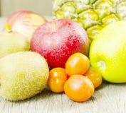 Frutta, Apple Immagine Stock Libera da Diritti