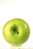 Frutta - Apple isolato Fotografie Stock Libere da Diritti