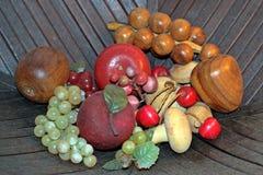 Frutta artificiale Immagini Stock Libere da Diritti