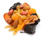 Frutta asciutta Mixed immagine stock libera da diritti