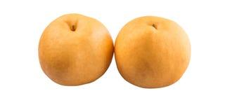 Frutta asiatica VII della pera di Nashi o della pera Immagini Stock