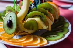 Frutta assortita Fotografia Stock Libera da Diritti