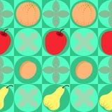Frutta astratta Fotografia Stock Libera da Diritti