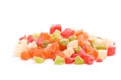 Frutta candita Fotografia Stock