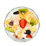 Frutta in cassetto Immagini Stock Libere da Diritti