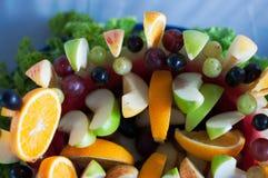 Frutta cocktail Fotografia Stock Libera da Diritti