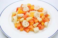 Frutta cocktail Immagine Stock Libera da Diritti