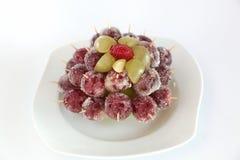 Frutta del cactus dell'uva Immagini Stock