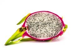 Frutta del drago e del Longan Immagini Stock Libere da Diritti