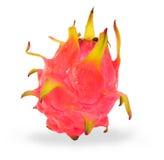 Frutta del drago isolata Immagini Stock Libere da Diritti