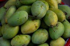 Frutta del mango per commercio, vendita, progettazione fotografia stock