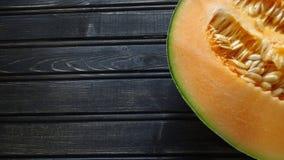 Frutta del melone del cantalupo immagine stock libera da diritti