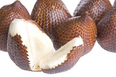Frutta del serpente Immagini Stock