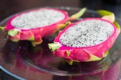 Frutta deliziosa del drago Fotografia Stock