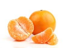 Frutta dell'arancia del mandarino Fotografie Stock