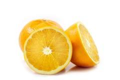 Frutta dell'arancia dolce Immagini Stock Libere da Diritti
