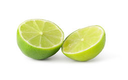 Frutta della calce Fotografie Stock