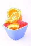Frutta della gelatina Immagini Stock Libere da Diritti