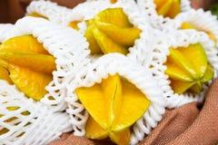 Frutta della mela di stella Immagini Stock