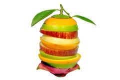 Frutta della miscela Immagine Stock Libera da Diritti
