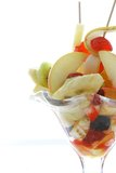 Frutta della miscela Immagini Stock