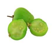 Frutta della patata con i semi Immagine Stock Libera da Diritti