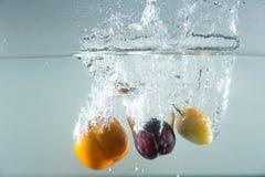 Frutta della spruzzata Fotografie Stock Libere da Diritti