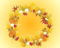 Frutta di autunno Illustrazione Vettoriale