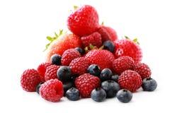 Frutta di bacca fotografia stock