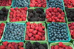 Frutta di caduta isolata Immagine Stock Libera da Diritti