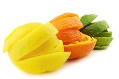 Frutta di colore Fotografie Stock Libere da Diritti