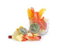 Frutta asciutta Fotografie Stock