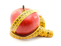 Frutta di dieta Immagini Stock Libere da Diritti