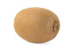 Frutta di Kiwi su priorità bassa bianca Immagine Stock