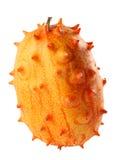 Frutta di Kiwiano Immagini Stock Libere da Diritti