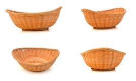 Frutta di legno Immagini Stock Libere da Diritti