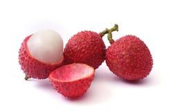 Frutta di Lychee Immagini Stock