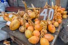 Frutta di re Coconut fotografie stock libere da diritti