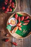 Frutta di Salak Immagine Stock