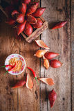 Frutta di Salak Fotografia Stock Libera da Diritti
