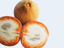 Frutta di Santol Fotografia Stock Libera da Diritti