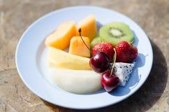 Frutta di varietà fotografie stock libere da diritti