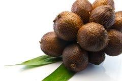Frutta di Zalacca o di Sala Fotografia Stock