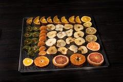 Frutta disidratata fotografie stock libere da diritti