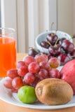 Frutta dolce Fotografia Stock Libera da Diritti