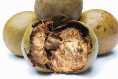 Frutta dolce usata come erba medicinale fotografia stock libera da diritti